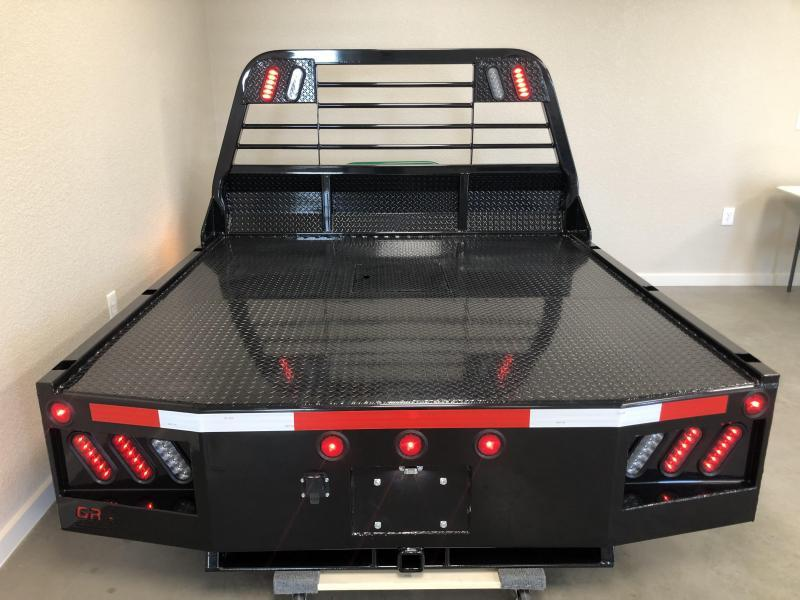2020 GR Trailers Standard Truck Bed for DUALLY