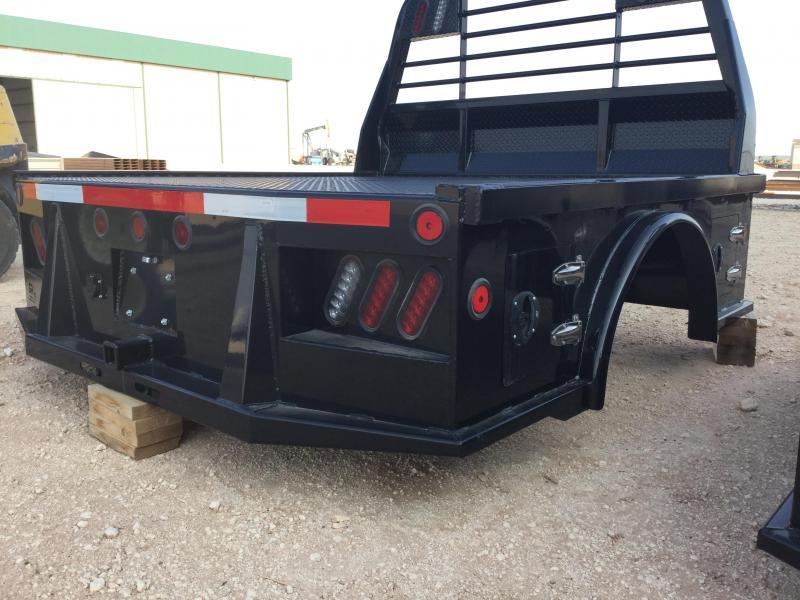 2021 GR Trailers SINGLE WHEEL SHORT BED Truck Bed