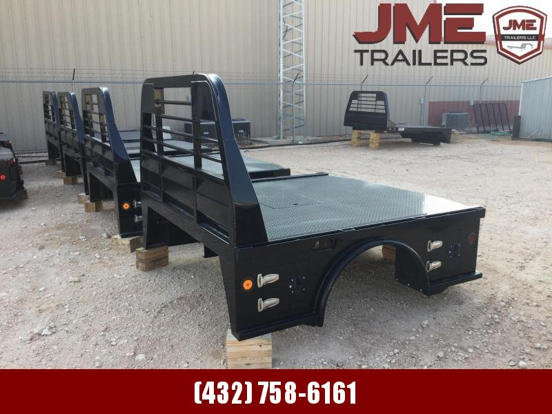 2021 GR Trailers SINGLE WHEEL SHORT BED Truck Bed