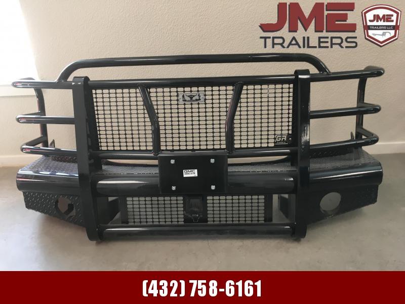 2021 GR Trailers 03-07.5 GR GMC Front Replacement Bumper Attachment