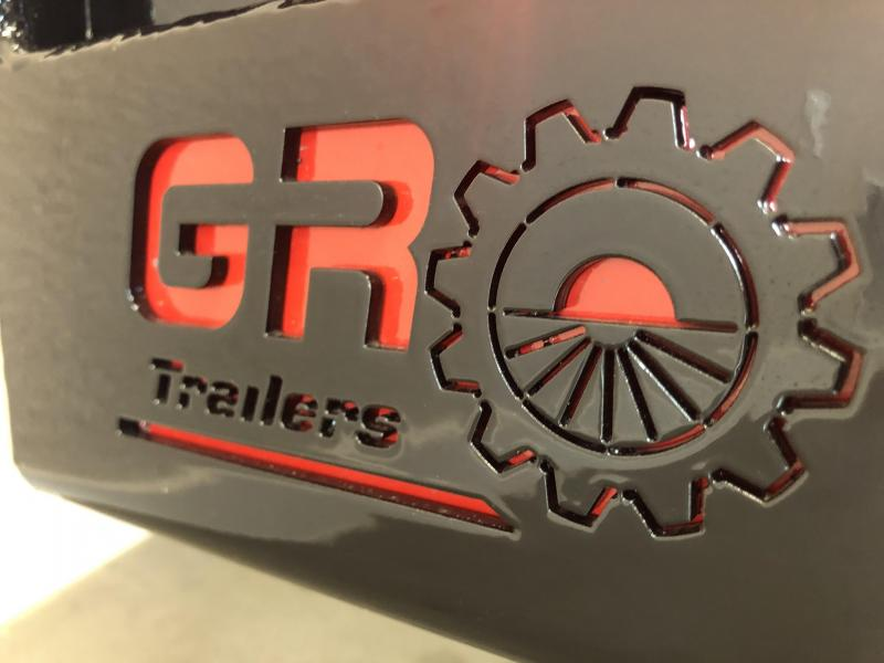 2020 GR Trailers Standard Truck Bed