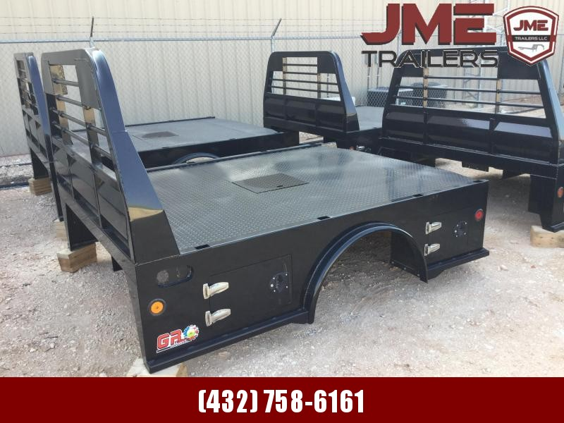2021 GR Trailers Deluxe Truck Flat Bed