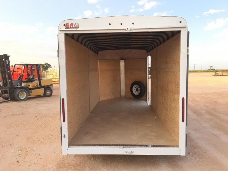 2021 GR Trailers 77 Enclosed Cargo Trailer