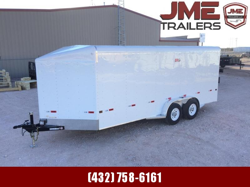 2021 GR Trailers 7'X20' 14K Enclosed Cargo Trailer