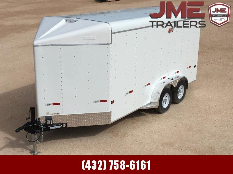 2020 GR Trailers 7'X16' Cargo / Enclosed Trailer