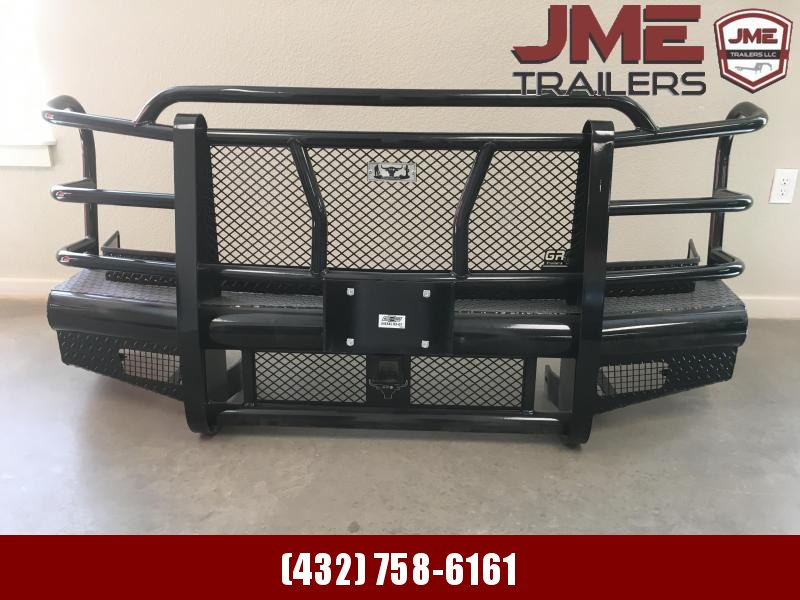 2021 GR Trailers 03-7.5 GR CHEVY Front Replacement Bumper Attachment