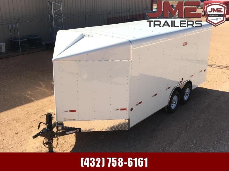 2020 GR Trailers 8'X18'Cargo / Enclosed Trailer