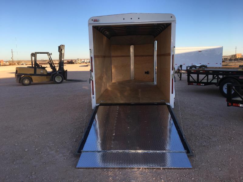 2021 GR Trailers 7'X16' 10.4K Enclosed Cargo Trailer