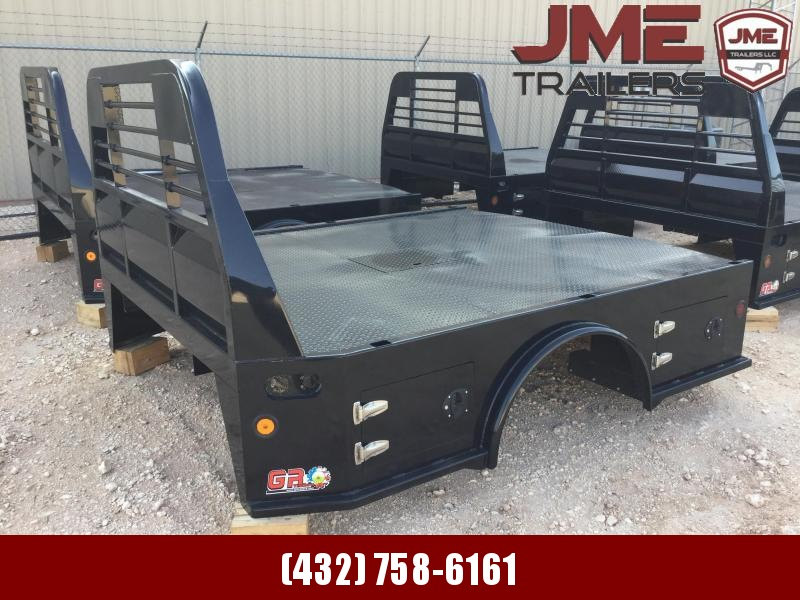 2021 GR Trailers DOOLEY LONG BED Truck Bed