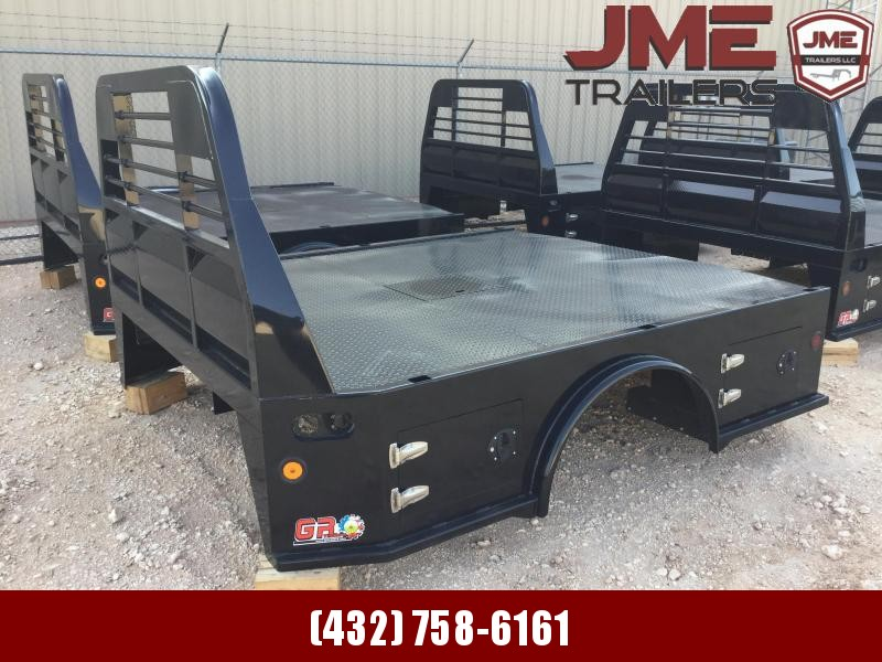 2021 GR Trailers DUALLEY LONG BED Truck Bed