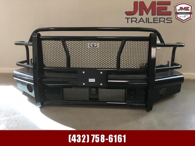 2021 GR Trailers 03-05 GR Dodge Front Replacement Bumper Attachment