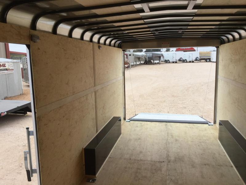 2021 GR Trailers 8'X18' 14K Enclosed Cargo Trailer