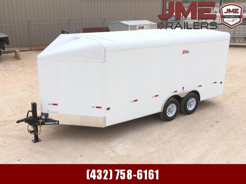 2021 GR Trailers 8'X18' 14K Enclosed Cargo Trailer