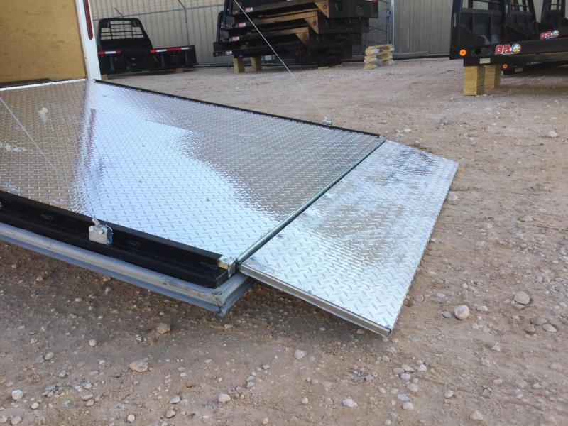 2021 GR Trailers 7'X20' 10K Enclosed Cargo Trailer
