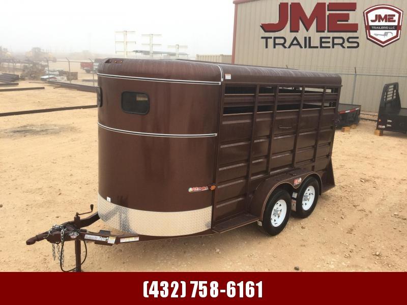2021 GR Trailers 6'X14' 7K Livestock Trailer
