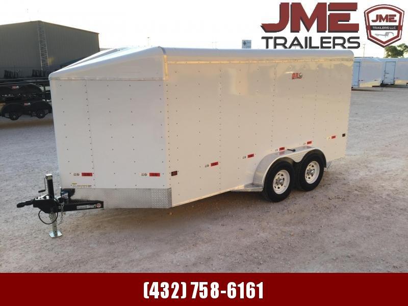 2022 GR Trailers 7'X16' 10.4K Enclosed Cargo Trailer