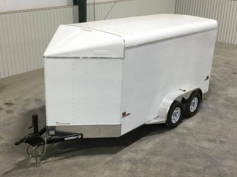 "2020 GR Trailers 6'6""X14' Cargo / Enclosed Trailer"