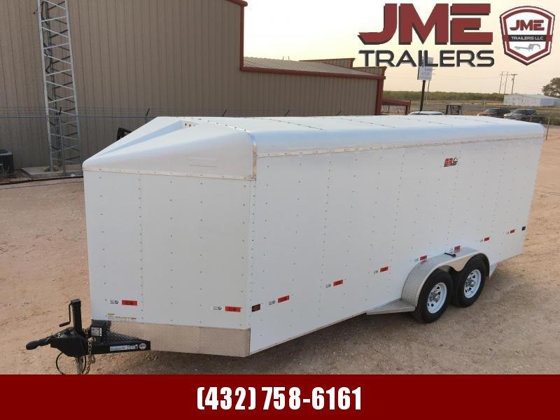 2021 GR Trailers 7'X20' 10K Enclosed Cargo Trailer
