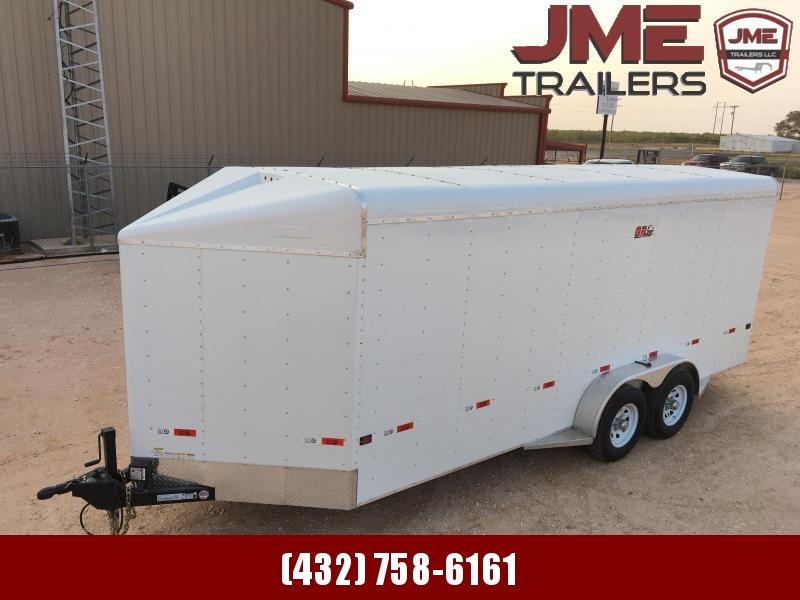 2021 GR Trailers 7'X20' Enclosed Cargo Trailer