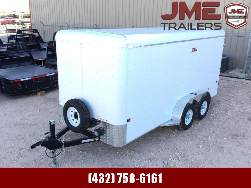 "2021 GR Trailers 6'6""X16' 7K Enclosed Cargo Trailer"