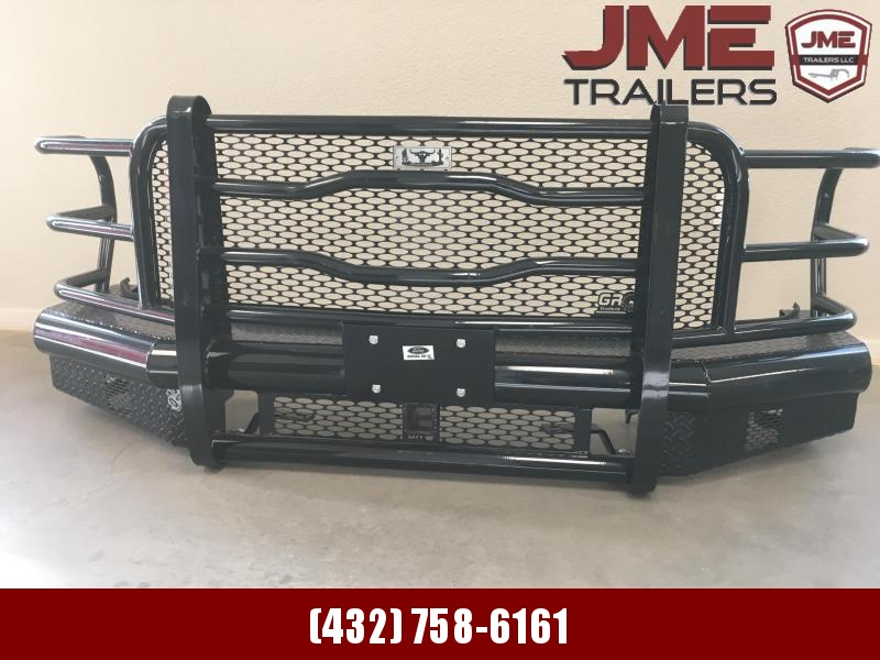 2021 GR Trailers 08-10 GR FORD Front Replacement Bumper Attachment