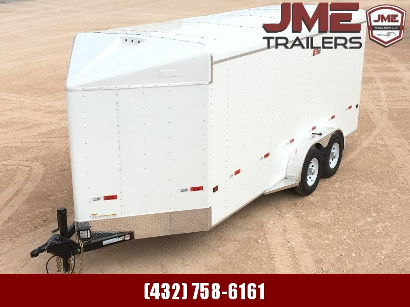 2020 GR Trailers 7'X18' Cargo / Enclosed Trailer
