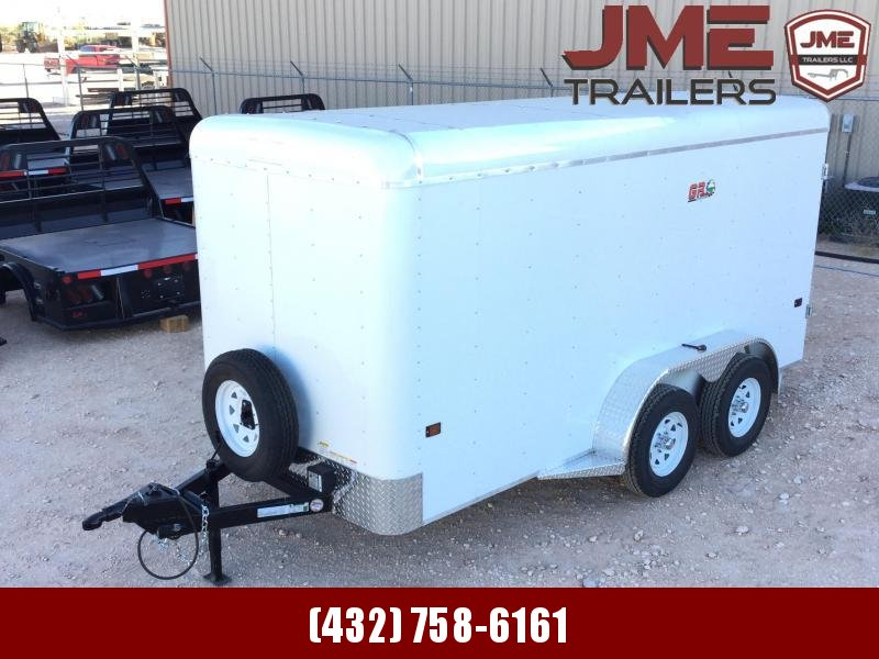 2021 GR Trailers 6'X14' 7K Enclosed Cargo Trailer