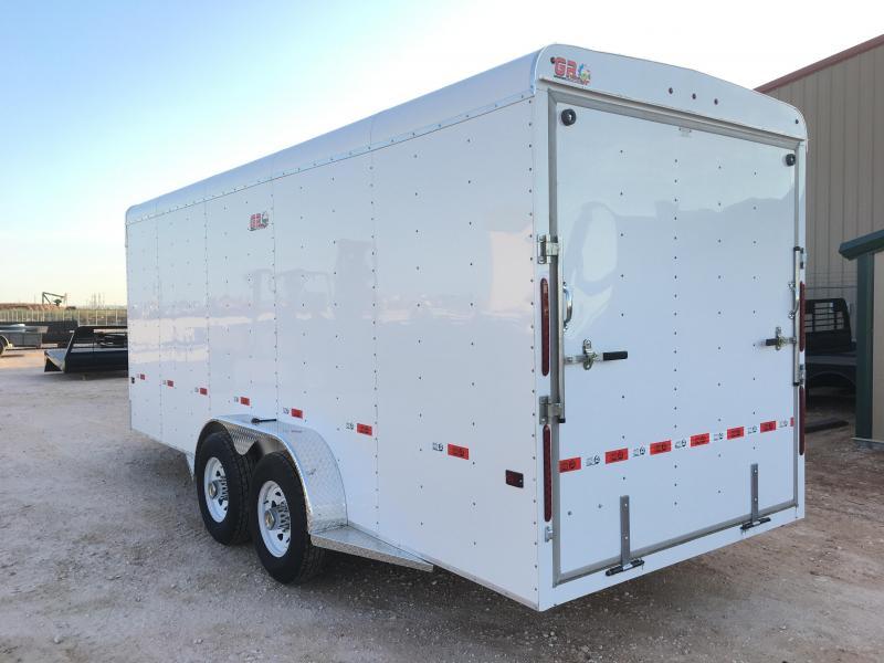 2022 GR Trailers 7'X20' 14K Enclosed Cargo Trailer