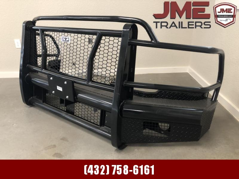 2020 GR Trailers Bumper Attachment