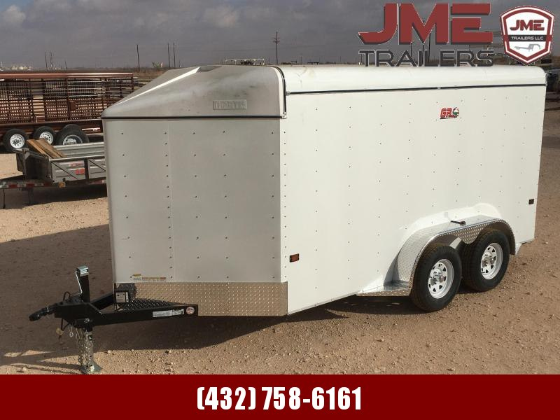 "2021 GR Trailers 6'6""X14 7K Enclosed Cargo Trailer"