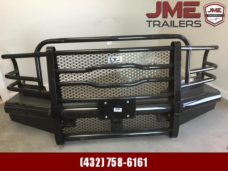 2021 GR Trailers 05-07 GR FORD Front Replacement Bumper Attachment