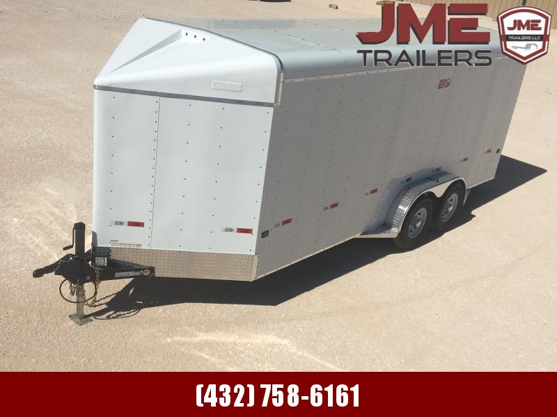 2020 GR Trailers 7'X20' Cargo / Enclosed Trailer