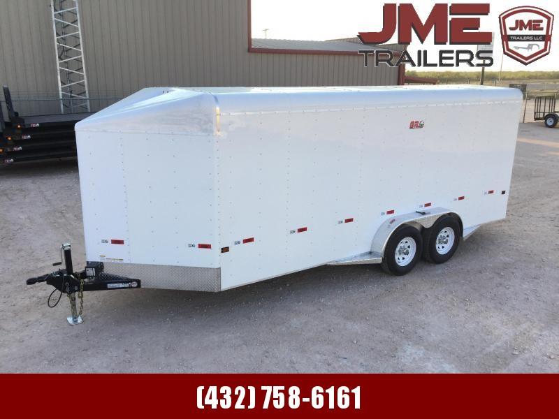 2021 GR Trailers 7'X'20 10K Enclosed Cargo Trailer