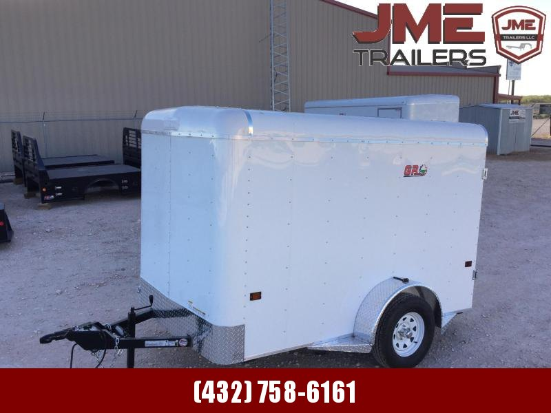 2021 GR Trailers 6'X10' 3.5K Enclosed Cargo Trailer