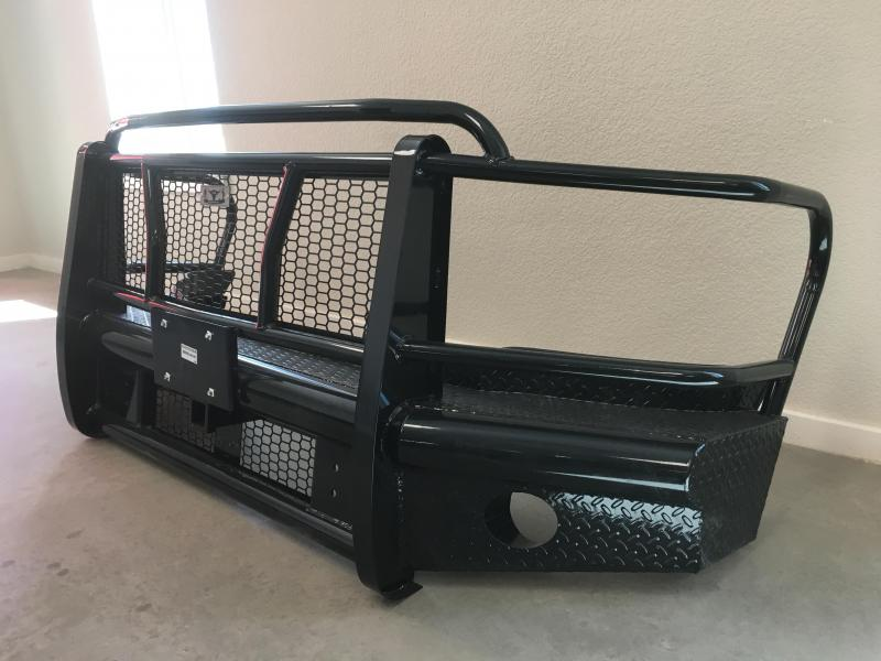 2021 GR Trailers 06-09 GR Dodge Front Replacement Bumper Attachment