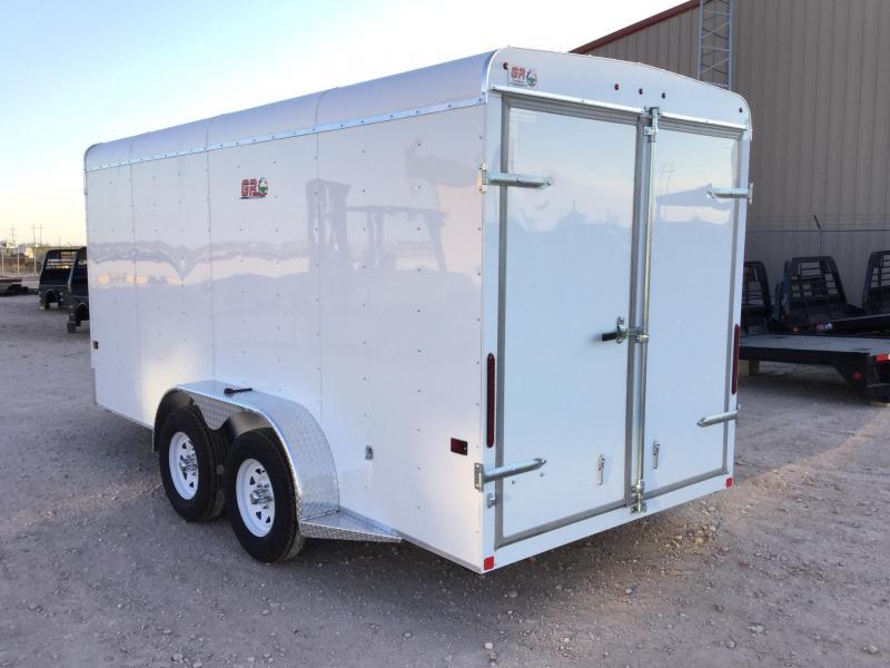 "2021 GR Trailers 6'6""X16' 7K Enclosed Cargo Trailer"
