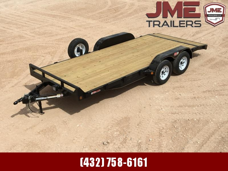2020 GR Trailers 7'X18' Car / Racing Trailer