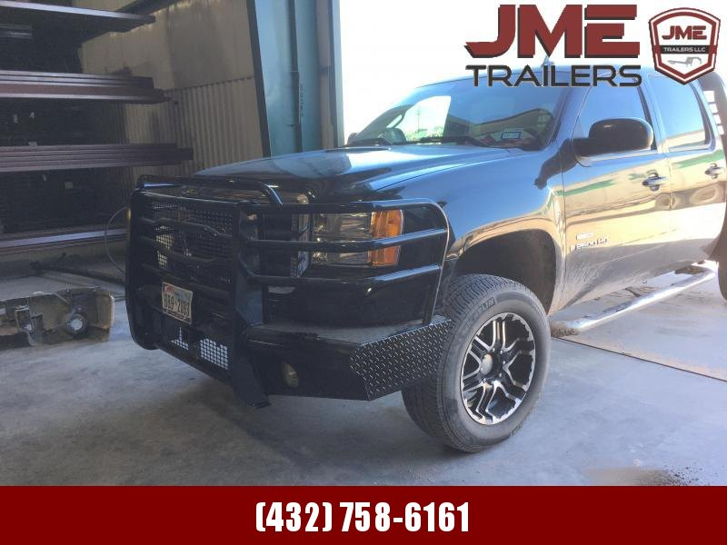 2021 GR Trailers 11-14 GMC Front Replacement Bumper Attachment