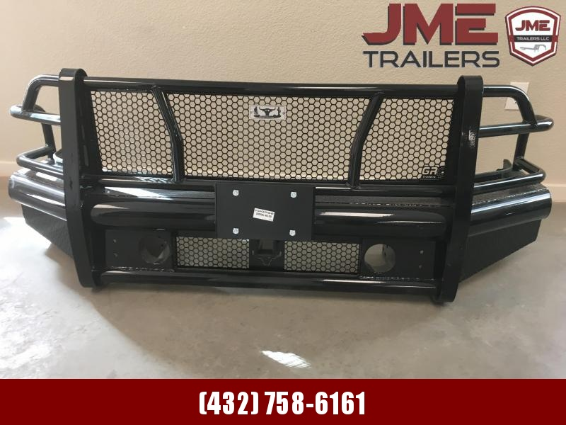 2021 GR Trailers 95-02 GR Dodge Front Replacement Bumper Attachment