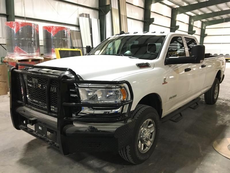 2021 GR Trailers 19-21 GR Dodge Front Replacement Bumper Attachment