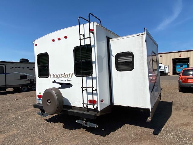 2014 Forest River Flagstaff Super Lite 27RLWS Travel Trailer RV