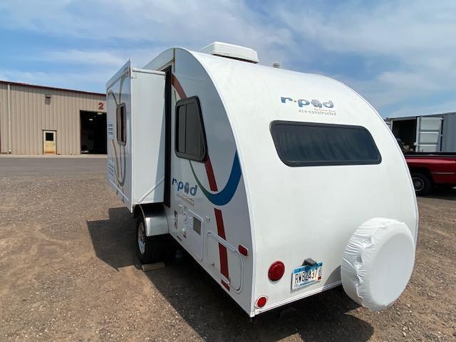 2011 Forest River R-Pod RP-176 Travel Trailer RV