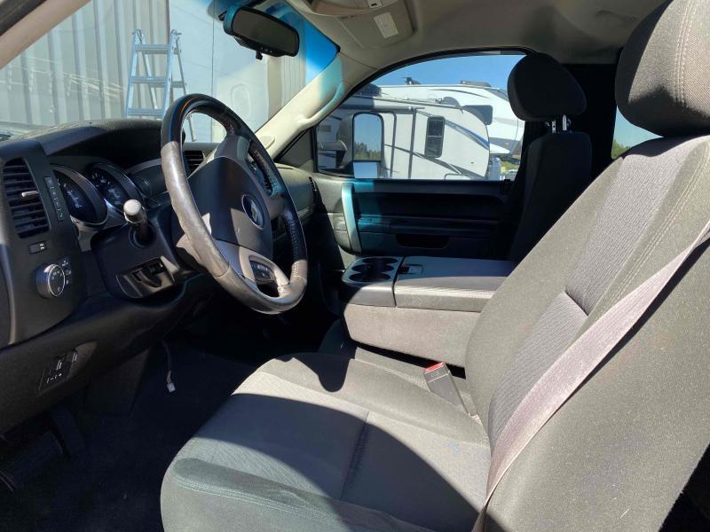 2011 Chevrolet 2500HD Truck