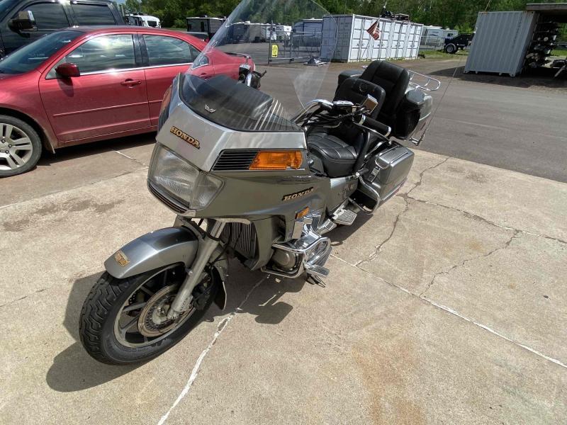 1986 Honda Goldwing Motorcycle