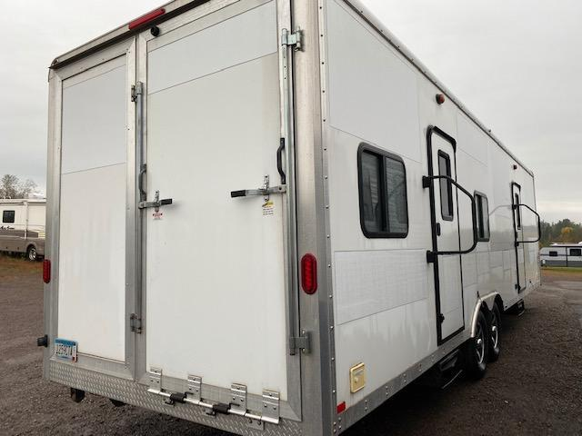 2015 Forest River Work And Play 30FBW Toy Hauler Travel Trailer