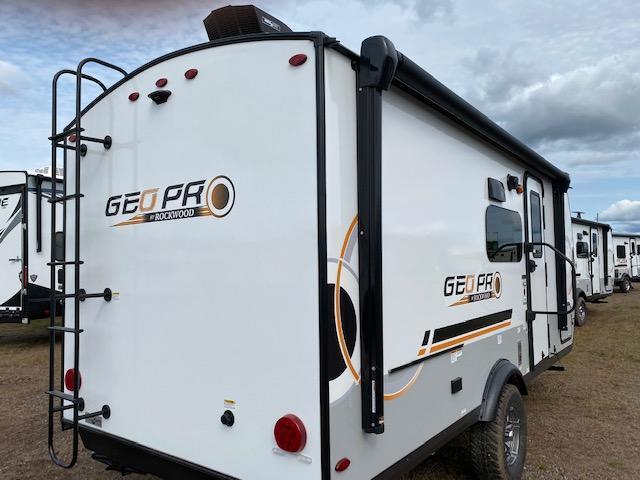 2022 Forest River Rockwood Geo Pro G19BH Travel Trailer RV