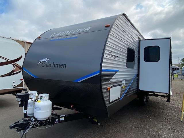2022 Coachmen Catalina Legacy Edition 243RBS Travel Trailer RV