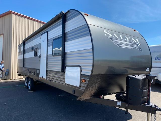 2019 Forest River Salem 29QBLE Travel Trailer RV