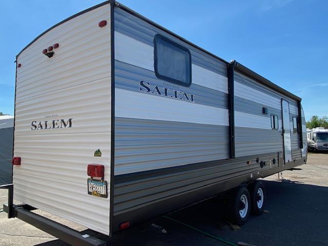 2019 Forest River Salem 29QBLE Bunkhouse Travel Trailer