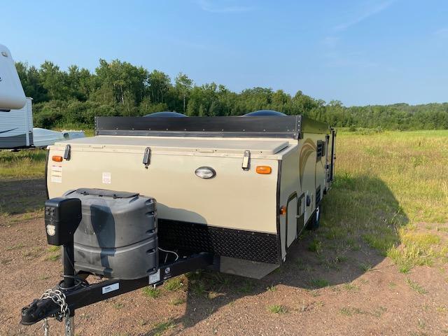 2016 Forest River Rockwood A212HW A-Frame Camper RV